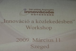 Innov�ci� a K�zleked�sben workshop